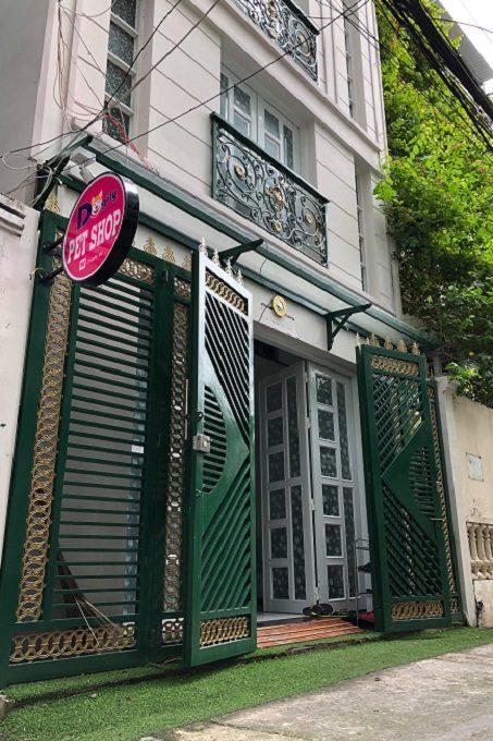 Trụ sở chính của Dogily Petshop tại Sài Gòn
