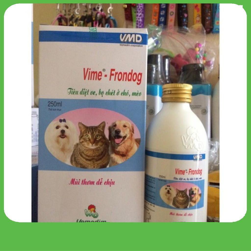 Thuốc Diệt Ve, Bọ Chét Ở Chó ,mèo